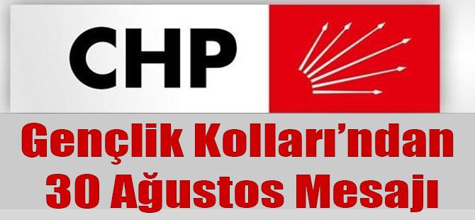 CHP'den Zafer Bayramı Mesajı