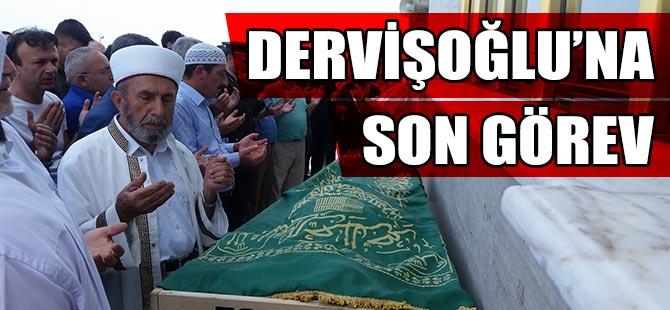 Dervişoğlu'na Son Görev