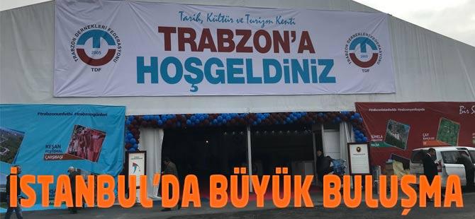 İstanbul'da Trabzon Zamanı