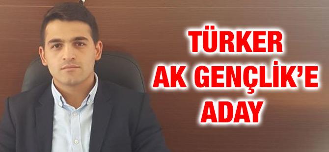 Türker, AK Gençlik'e Aday