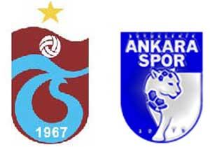 Trabzon 2-Ankaraspor 0
