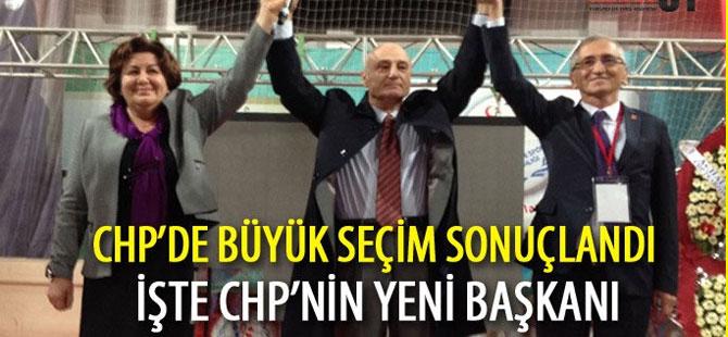 CHP Başkanını Seçti