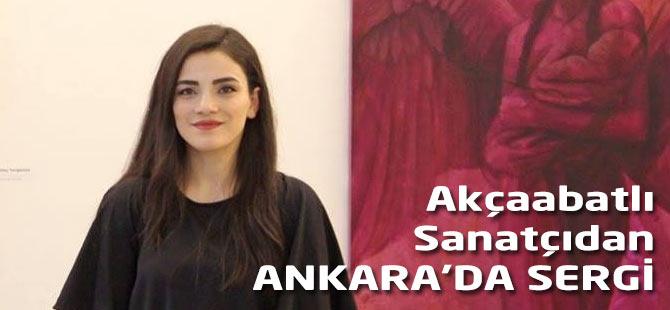 Uzun'dan Ankara'da Sergi