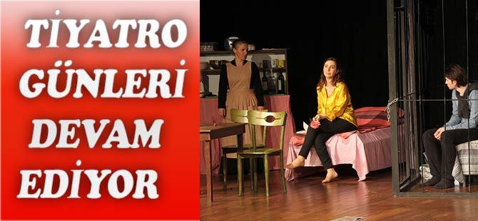 8. Erol Günaydın Tiyatro Günleri devam ediyor.
