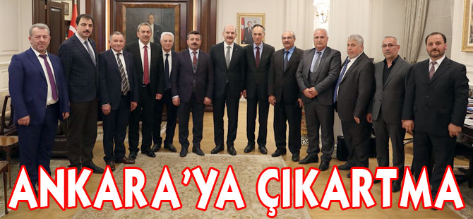 Ankara'ya Akçaabat Çıkartması