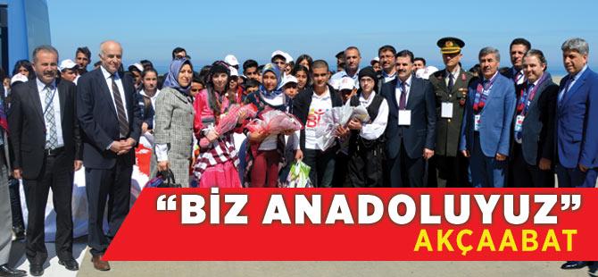 """Biz Anadoluyuz Projesi"" Akçaabat"