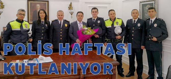 Polis Haftası Kutlanıyor