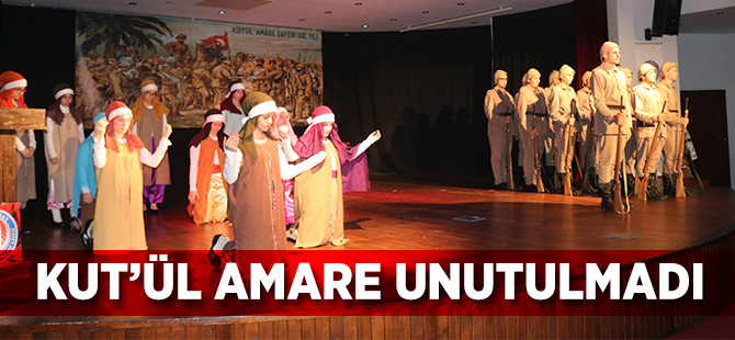 Kut'ül Amare Unutulmadı