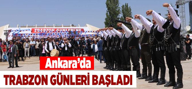 Trabzon Günleri Başladı