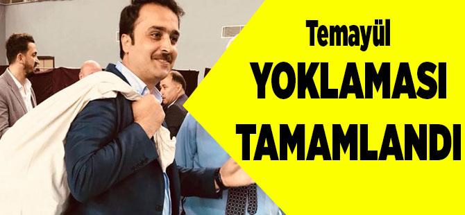 AK Parti'de Temayül Tamam