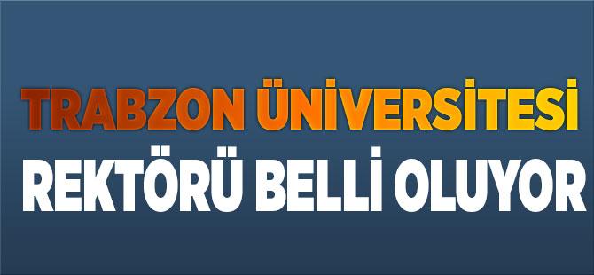 Trabzon Üniversitesi Rekötürü İçin İlk Adım