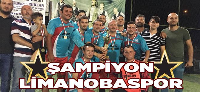 Şampiyon Limanoba