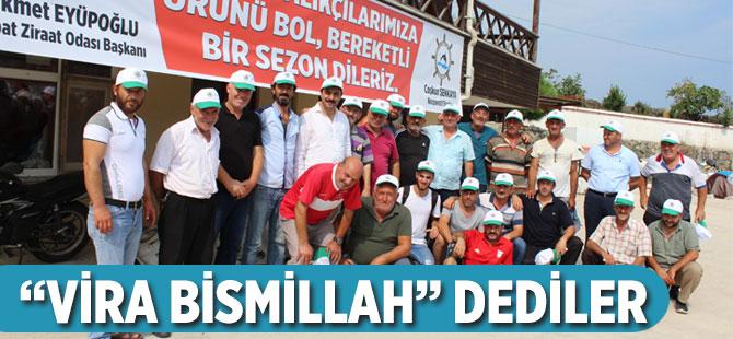 Vira Bismillah Dediler