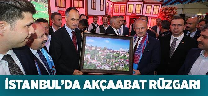 İstanbul'da Akçaabat Coşkusu