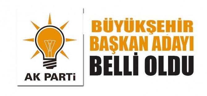 AK Parti'de Trabzon Büyükşehir Adayı Belli Gibi
