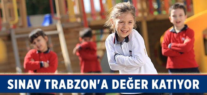 Sınav Koleji Trabzon'a Değer Katıyor