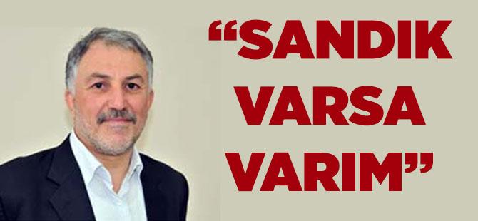 """Mehmet Kazancı """"Sandık Varsa Ben de Varım"""""""