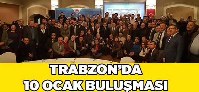 10 Ocak Gazeteciler Günü düzenlenen etkinlikle kutlandı.