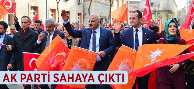 AK Parti Sahaya İndi