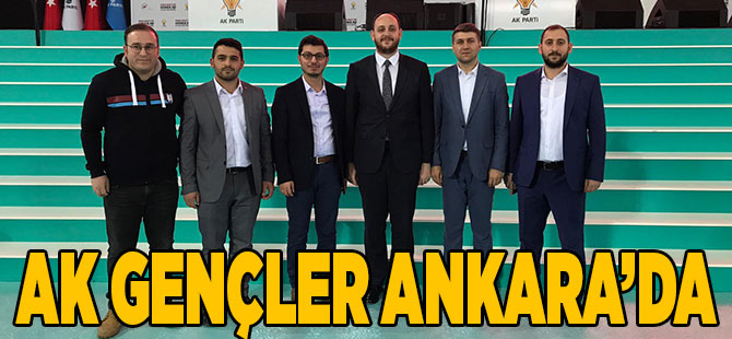 AK Gençler Arena'da