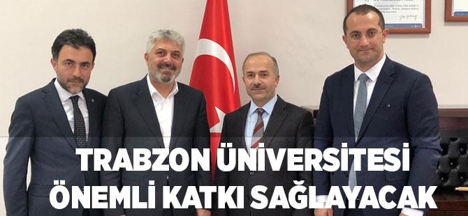 Günnar'dan Trabzon Üniversitesine Ziyaret