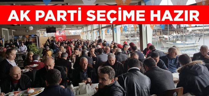 AK Parti Seçime Hazır