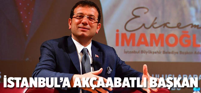 İstanbul'a Akçaabatlı Başkan