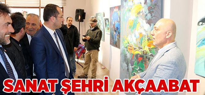 Sanat Şehri Akçaabat