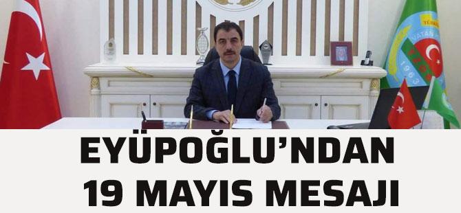 Ziraat Odası Başkanından 19 Mayıs Mesajı