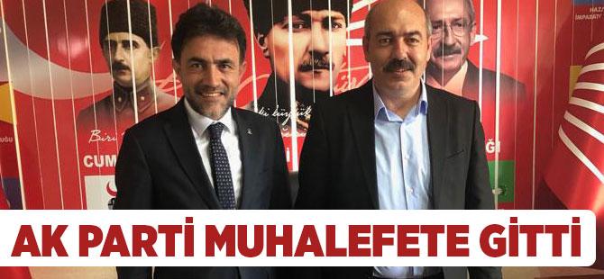 AK Parti Muhalefete Gitti