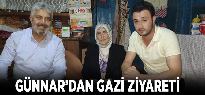 Günnar'dan Gazimize Ziyaret