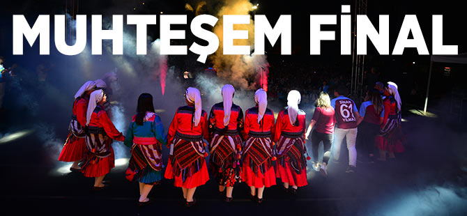 Festivale Muhteşem Final