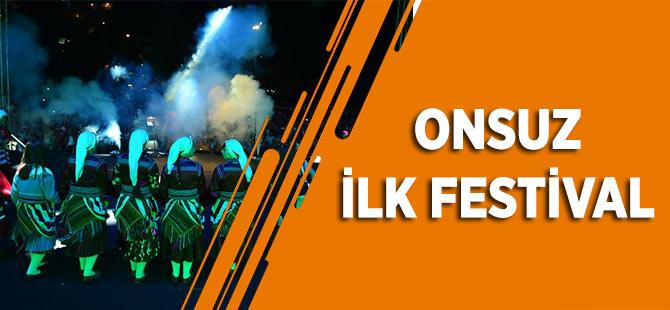 Onsuz İlk Festival