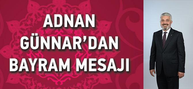 Günnar'dan Bayram Mesajı