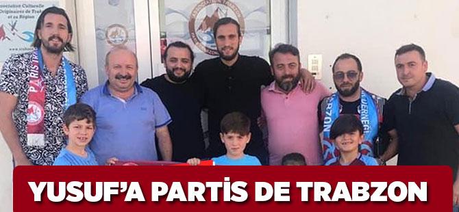 Yusuf'a Paris de Trabzon
