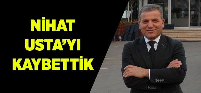 Köfteci Nihat Usta'yı Kaybettik