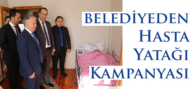 Hasta Yatağı Kampanyası