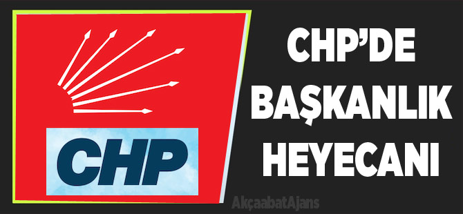 CHP Seçim Heyecanı