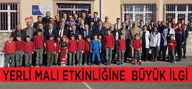 DEMİRCİDE YERLİ MALI