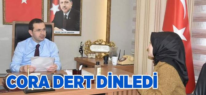 Cora Dert Dinledi