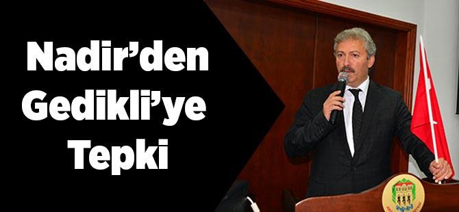 AK Parti'den Açıklamaya Tepki