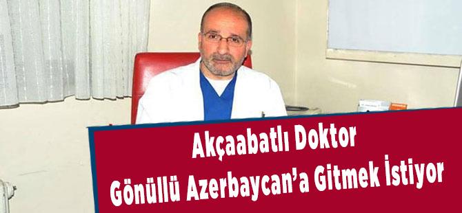 Azerbaycan'a gitmek istiyor