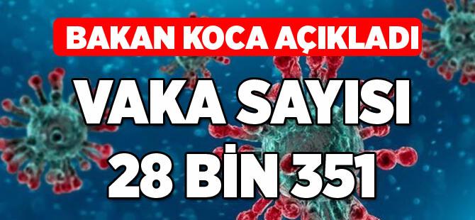 Türkiye'de Vaka Sayısı İlk kez Açıklandı