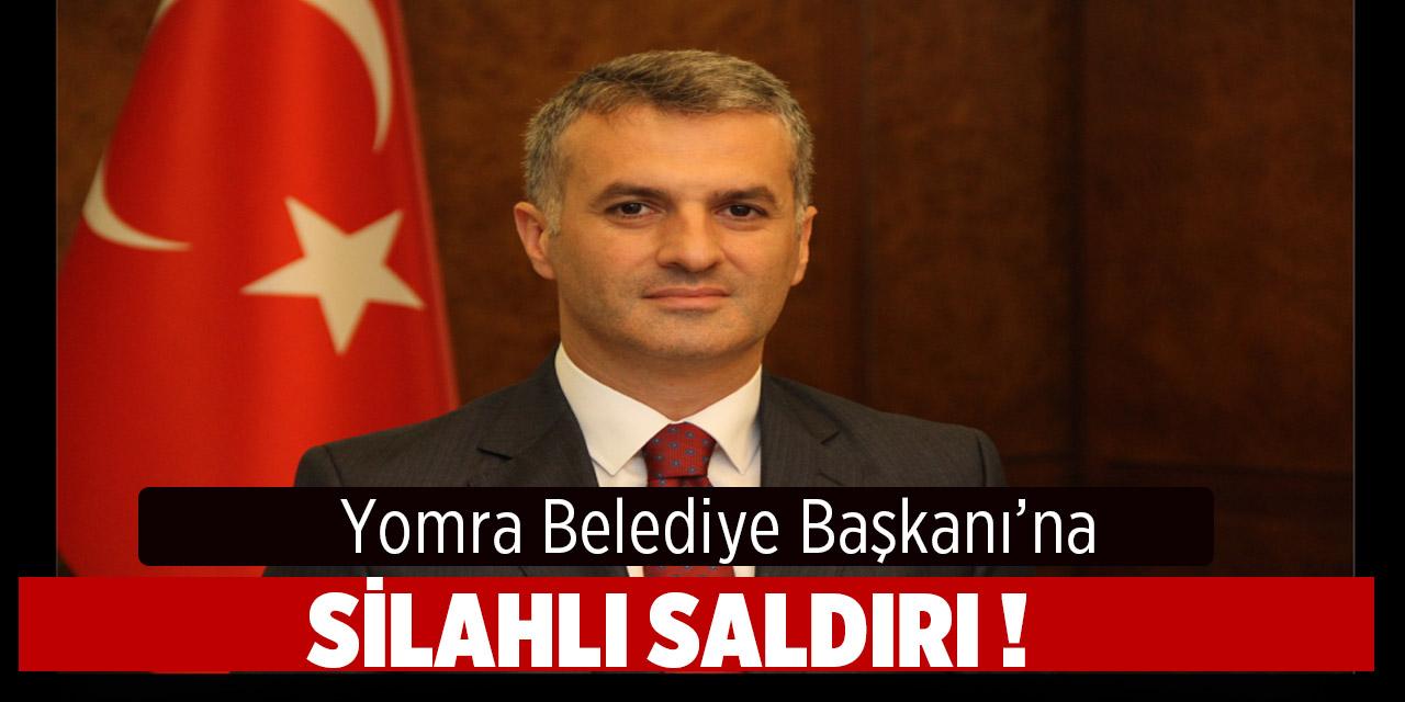 Trabzon'da Silahlı Saldırı!