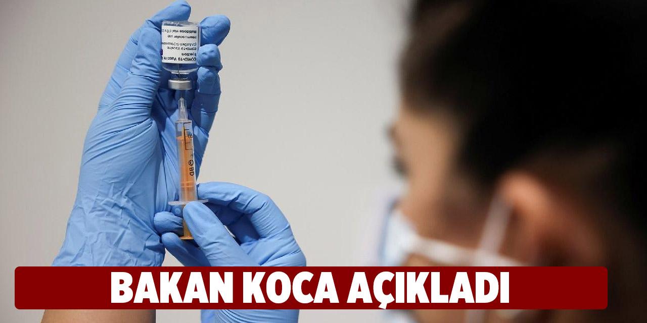Koronavirüs Aşı sırasında  Yeni Grup Belli Oldu