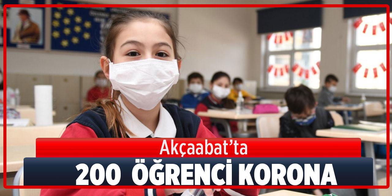 200 Öğrenci Korona