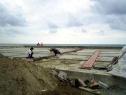 Sahile Seyir terası