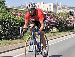 Bisiklet Yarışı Var