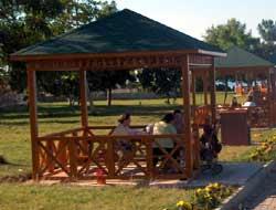 Yeni Mahalleye park