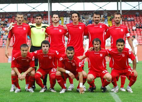 Kırşehir 0-Sebat 2